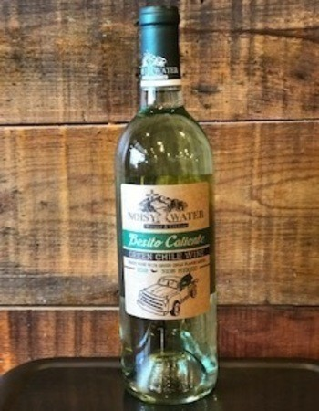 Green Chile Besito Caliente Wine Image