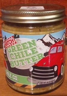 Relleno Brothers Hatch Green Chile Butter