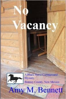 No Vacancy- By Amy Bennett