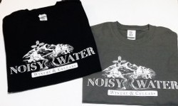 NWW Grey Logo Short sleeve Shirt