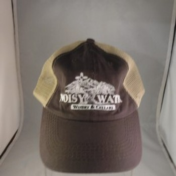 Noisy Water Mesh Hat