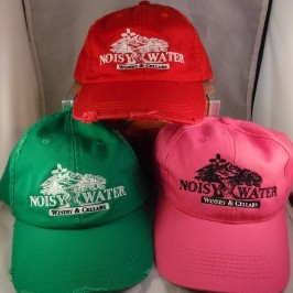 Noisy Water Winery Logo Hat