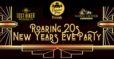 Roaring 20's NYE Party Ticket