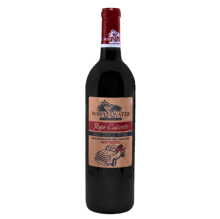 Rojo Caliente Red Chile Wine