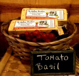 Sun Dried Tomato Basil Cheese