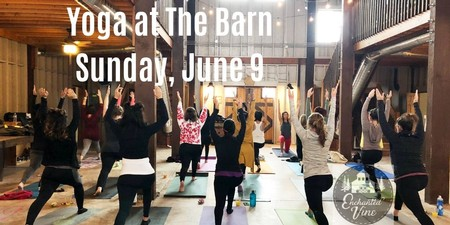 Yoga at the Barn Ticket
