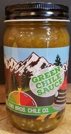 Relleno Brothers New Mexico Green Chile Sauce