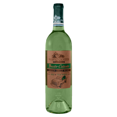 Besito Caliente Green Chile Wine