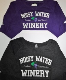 Noisy Water Winery Sweater (Grapes)