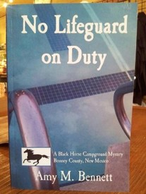 No Lifeguard on Duty- By Amy Bennett