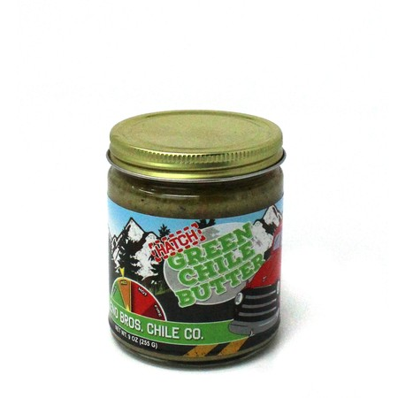 Hatch Green Chile Butter