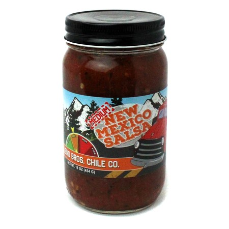 Relleno Brothers New Mexico Medium Salsa