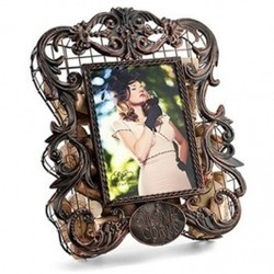 Photo Frame Cork Cage