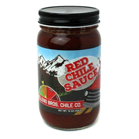Relleno Brothers New Mexico Red Chile Sauce